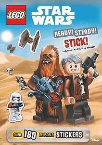 LEGO-STAR-WARS-COSMIC-ACTIVITY-BOOK-inc-stickers-Christmas-Stocking-Gift