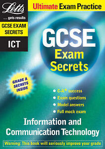 GCSE-Exam-Secrets-ICT-By-in-Used-but-Good-condition