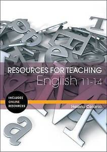 Resources for Teaching English: 11-14,Ceranic, Helena,Excellent Book mon00001065