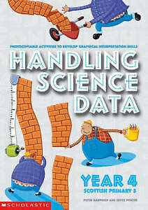 Handling Science Data Year 4-ExLibrary