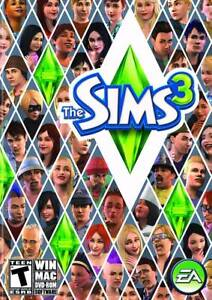 The Sims 3 PC/MAC DVD EA GAMES (M) Randwick Eastern Suburbs Preview