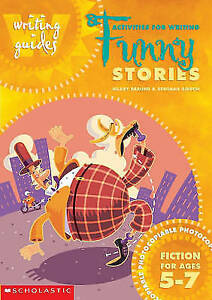 Activities for Writing Funny Stories 5-7 (Writing Guides), New, Gibbon, Deborah,