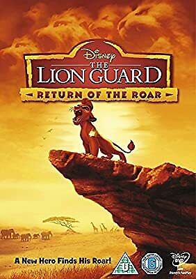 The Lion Guard - Return of the Roar [DVD], , Used; Very Good DVD
