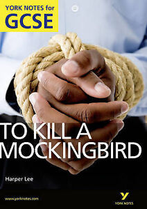 To-Kill-a-Mockingbird-York-Notes-for-GCSE-2010-Beth-Sims-Paperback-Book-NEW
