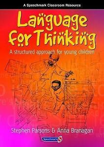 Language for Thinking: A Structured Approach for Young Children, Good Condition