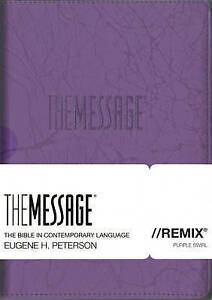 Message Remix 2.0-MS by NavPress Publishing Group (Leather / fine binding, 2011)