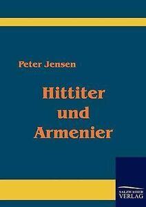 Hittiter Und Armenier by Peter Jensen (Paperback / softback, 2011)