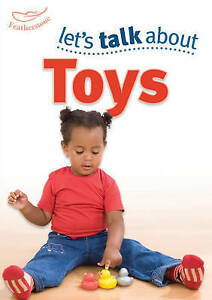 Let's Talk About Toys,Finlayson, Keri,New Book mon0000019045