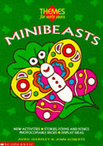 Minibeasts (Themes for Early Years)-ExLibrary