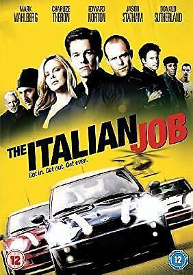 The Italian Job [DVD] [2003], , Used; Very Good DVD