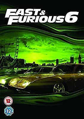 Fast & Furious 6 [DVD], , Used; Very Good DVD