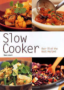 Slow Cooker: Over 70 of the Best Recipes (Pyramid Paperbacks), Lewis, Sara, New