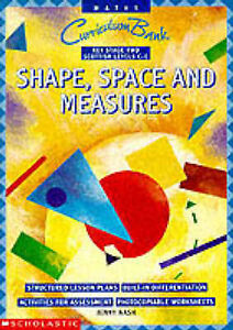 Shape, Space and Measures KS2 (Curriculum Bank) by Nash, Jenny