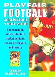Playfair Football Annual 1999-2000,