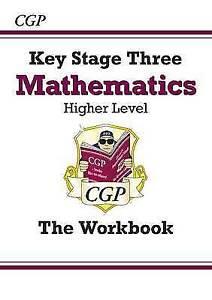 Key-Stage-Three-Workbook-Maths-Levels-5-8-Workbooks-Paperback-Book-G
