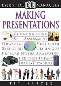 Making Presentations by Tim Hindle (Paperback, 1998)
