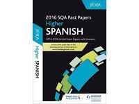 Spanish Tutor - SQA Higher Syllabus