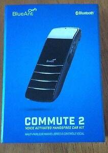 Blueant Commute2 Voice Activated Handsfree Car Kit Rhodes Canada Bay Area Preview