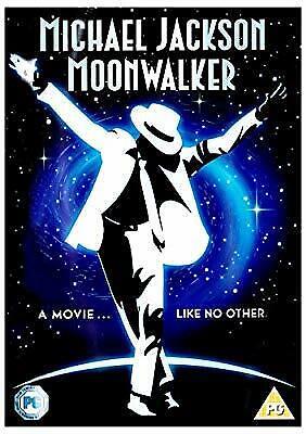 Michael Jackson - Moonwalker [1988] [DVD], , Used; Very Good DVD