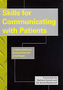 Skills for Communicating With Patients-ExLibrary