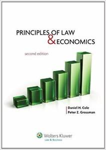 Principles of Law and Economics 2nd Edition