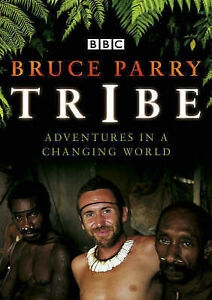 Tribe-Adventures-in-a-Changing-World-Parry-Bruce-Hardcover-Book-Good-97