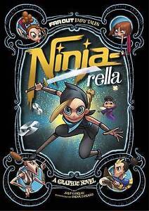 Foft Ninja-Rella  BOOK NEW