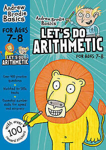 Let's Do Arithmetic 7-8: 7-8 by Andrew Brodie (Paperback, 2016)