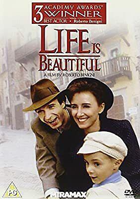 Life Is Beautiful [DVD] [1997], , Used; Good DVD