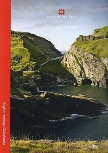 Tintagel Castle (English Heritage Red Guides)-ExLibrary