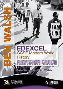 Edexcel GCSE Modern World History Revision Guide by Ben Walsh, Steven Waugh...