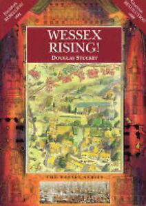 Wessex Rising,Stuckey, Douglas,Excellent Book mon0000088086