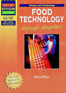 King, Hazel, GCSE Design and Technology: Food Technology Through Diagrams (Oxfor