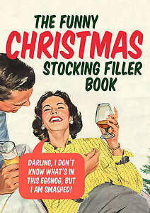The Funny Christmas Stocking Filler Book,