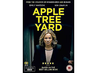 Apple tree yard dvd new and sealed