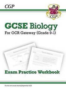 New Grade 9-1 GCSE Biology: OCR Gateway Exam Practice Workbook 9781782945154