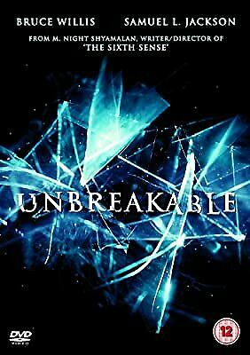 Unbreakable (2 Disc Collectors Edition) [DVD] [2000], , Used; Very Good DVD