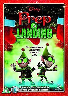 Prep & Landing, , Used; Very Good DVD