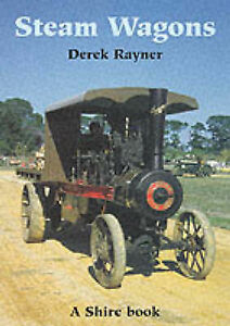 STEAM-WAGONS-Shire-transport-history-design-book-NEW