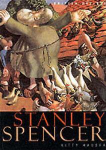 Stanley Spencer  (British Artists) ' Kitty Hauser