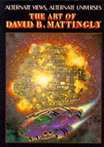 Alternate-Views-Alternate-Universes-Mattingly-David-Used-Good-Book