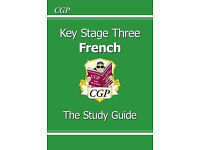 KS3 French The Study Guide CGP (Excellent condition (Can post)