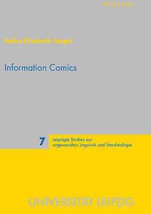 Information Comics, Heike Elisabeth Juengst