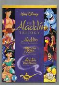 Disney Aladdin Trilogy DVD