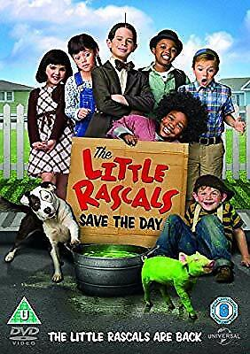 The Little Rascals Save the Day [DVD] [2013], , Used; Very Good DVD