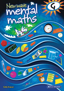 NEW WAVE MENTAL MATHS Book B,C,D,E,ForG BNew Australian Curriculum primary kids
