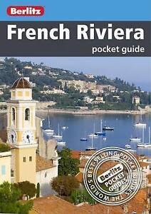 Berlitz: French Riviera Pocket Guide (Berlitz Pocket Guides), APA Publications L