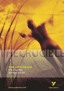 York Notes on Arthur Miller's The Crucible by Martin J. Walker, David Langston