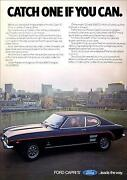 Ford Capri Poster