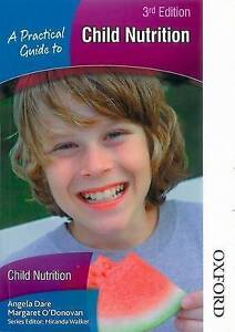 A Practical Guide to Child Nutrition 3rd Edition-ExLibrary